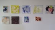 a few paintings