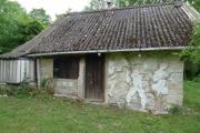 Wacky abandoned house